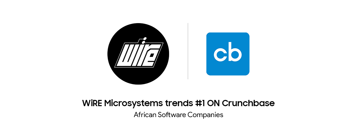 WiRE Microsystems Trends No.1 on Crunchbase