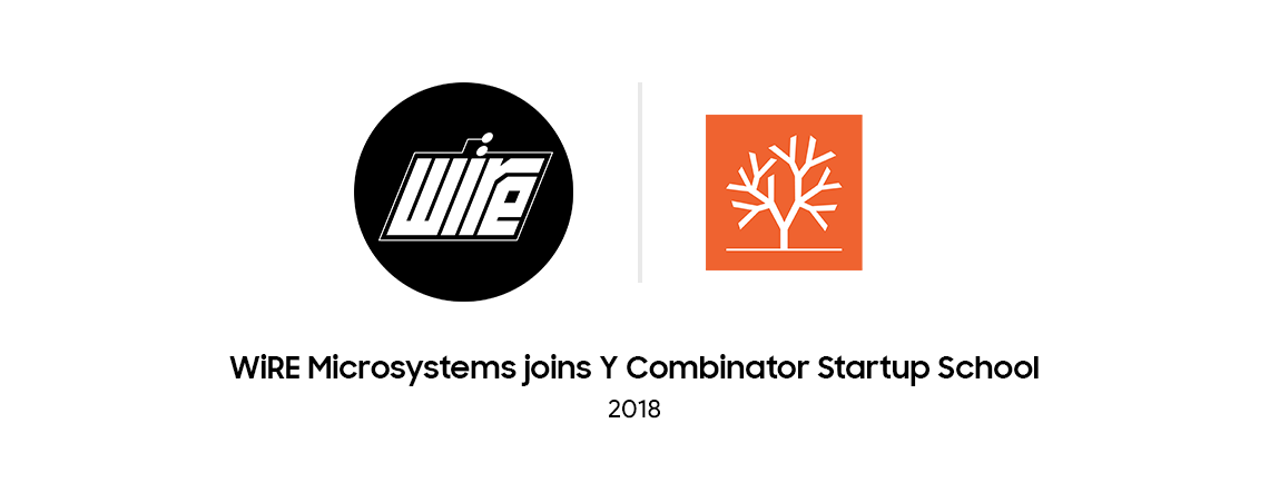 WiRE Microsystems joins Y Combinator Startup School